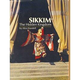 Doubleday & Company New York Sikkim, The Hidden Kingdom, by Alice Kandell