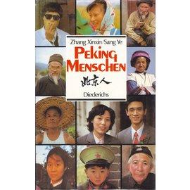 Eugen Diederichs Verlag Peking Menschen, von Zhang Xinxin, Sang Ye