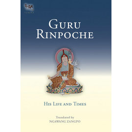 Snow Lion Publications Guru Rinpoche, by Ngawang Zangpo