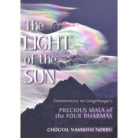 Shang Shung Publications The Light of the Sun, by Chögyal Namkhai Norbu