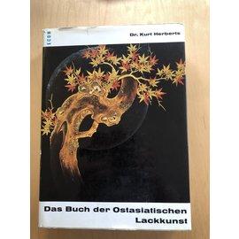 Econ Verlag Düsseldorf Das Buch der Ostasiatischen Lackkunst, von Dr. Kurt Herberts