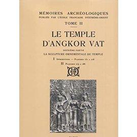 SDI Le Temple D' Angkor Vat, par Louis Finot