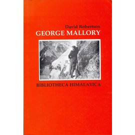 Bibliotheca Himalayica George Mallory, by David Robertson