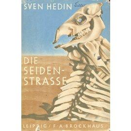 F. A. Brockhaus Leipzig Die Seidenstrasse, von Sven Hedin