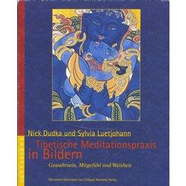 Windpferd Verlag Tibetische Meditationspraxis in Bildern, von Nick Dudka und Sylvia Luetjohann