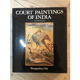 Navin Kumar, New York Court Paintings of India, by Pratapaditya Pal