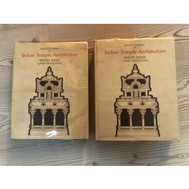 Oxford University Press Encyclopaedia of Indian Temple Architecture: South India: Lower Dravidadesa, by Michael H. Meister