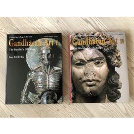 Nigensha Publishing Gandharan Art, by Isao Kurita, 2 vols