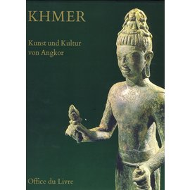 Office du Livre Khmer, Kunst und Kultur von Angkor, von Madeleine Giteau