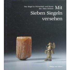 Verlag Philipp von Zabern Mainz Mit sieben Siegeln versehen, von Evelyn Klengel-Brandt
