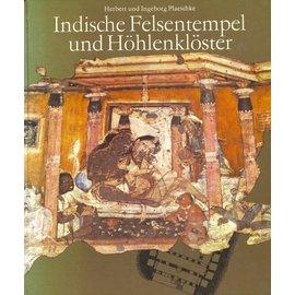 Koehler & Amelang, Leipzig Indische Felsentempel und Höhlenklöster, von Herbert und Ingeborg Plaeschke