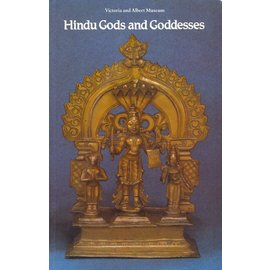 Victoria and Albert Museum Hindu Gods and Goddesses, by A.G. Mitchell