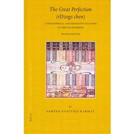 Brill The Great Perfection (rDzogs chen), by Samten Gyaltsen Karmay