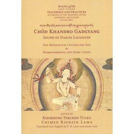 Wandel Verlag Chöd Khandro Gadgyang, by Padmasambhava and Jigme Lingpa