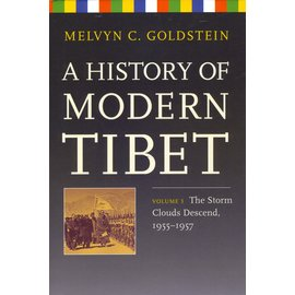 University of California Press A History of Modern Tibet (3) , by Melvin C. Goldstein