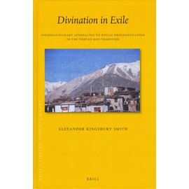 Brill Divination in Exile, by  Alexander Kingsbury Smith