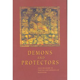 Ferenc Hopp Museum Budapest Demons and Protectors, ed. by Bela Kelenyi
