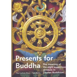 Tibet Institut Rikon Presents for Buddha, by Ruedi Högger et al.