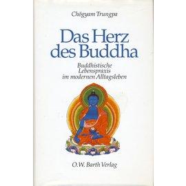 O.W. Barth Das Herz des Buddha, von Chögyam Trungpa