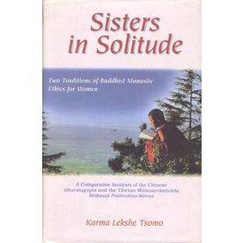 Sri Satguru Publications Sisters in Solitude, by Karma Lekshe Tsomo