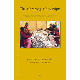 Brill The Mardzong Manuscripts, by Agniesszka Helman-Wazny and Charles Ramble