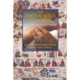 Tibet House US The Tibetan Book of Health, by Dr. Nida Chenagtsang