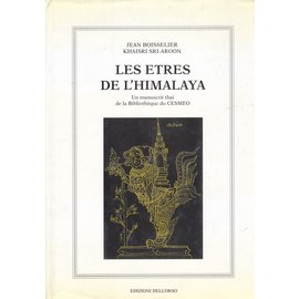 Edizioni dell'Orso Les Etres de l' Himalaya, de Jean Bosselier et Khasri Sri-Aroon