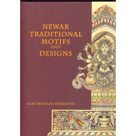 Newar Traditional Motifs and Designs, by Ram Prakash Shresta