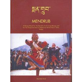 Vajra Publications Mendrub, by Marietta Kind