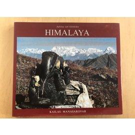 Lotus Bücher Schweiz Aufstieg zum Göttlichen Himalaya: Kailash Manasarovar, von Rommel und Sadhana Varma