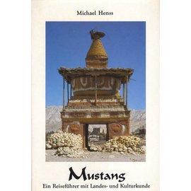 Fabri Verlag Mustang, Ein Reiseführer mit Landes- und Kulturkunde, von Michael Henss