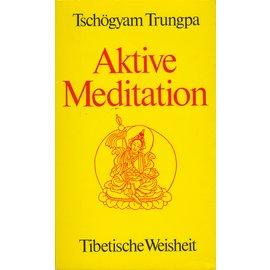 Walter Verlag Olten/Freiburg Aktive Meditation, von Chögyam Trungpa