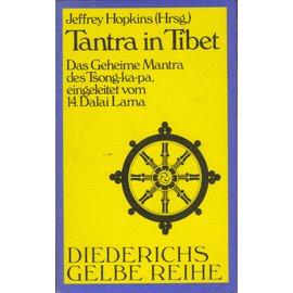 Diederichs Gelbe Reihe Tantra in Tibet, hrg. Jeffrey Hopkins