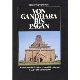 ADEVA Von Gandhara bis Pagan, von Heinrich Gerhard Franz