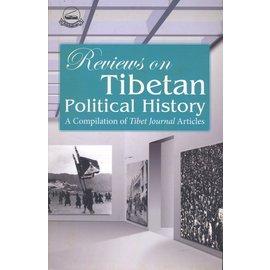 LTWA Reviews on Tibetan Political History, ed. by Tenzin Dolma