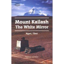 LTWA Mount Kailash, The White Mirror, by Nyima Samkar