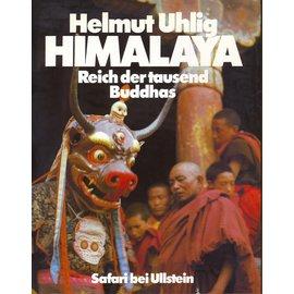 Safari bei Ullstein Himalaya, Reich der Tausend Buddhas, von Helmut Uhlig