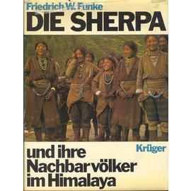 Wolfgang Krüger Verlag Die Sherpa und ihre Nachbarvölker im Himalaya, von Friedrich W. Funke
