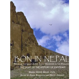 Heritage Publishers Bön in Nepal, by Nagru Geshe Gelek Jinpa, ed. by Carol Ermakova and Dmitry Ermakov
