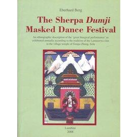 LIRI THe Sherpa Dumji Masked Dance Festival, by Eberhard Berg