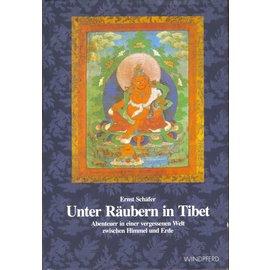 Windpferd Verlag Unter Räubern in Tibet, von Ernst Schäfer