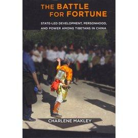 Cornell University Press The Battle for Fortune, by Charlene Makley