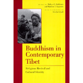University of California Press Buddhism in Contemporary Tibet, by Melvin C. Goldstein and Matthew T. Kapstein