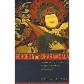 University of California Press Echoes from Dharamsala, by Keila Diehl