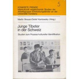 Verlag Rüegger, Diessenhofen Junge Tibeter in der Schweiz, von Martin Brauen und Detlef Kantowsky