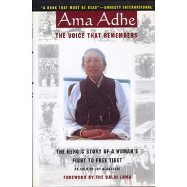 Wisdom Publications Ama Adhe, the voice that remembers