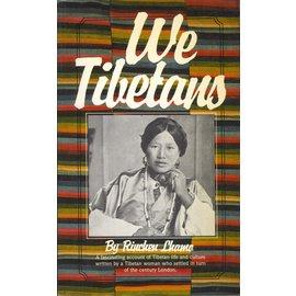Potala Publications We Tibetans, by Rinchen Lhamo