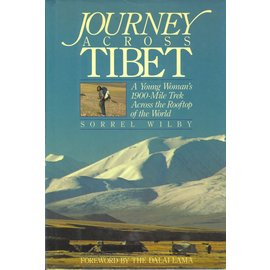 Contemporary Books Chicago Journey across Tibet, by Sorrel Wilby