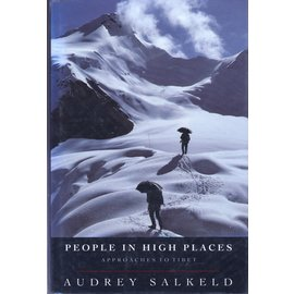 Jonathan Cape London People in High Places, Approaches to Tibet, by Audrey Salkeld