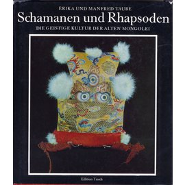 Edition Tusch, Wien Schamanen und Rhapsoden, von Manfred und Erika Taube